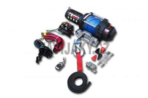 Championwinch LD35000 1.6t syntetic